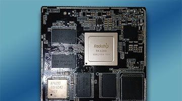 RC-3288CB核心板:瑞芯微RK3288核心板